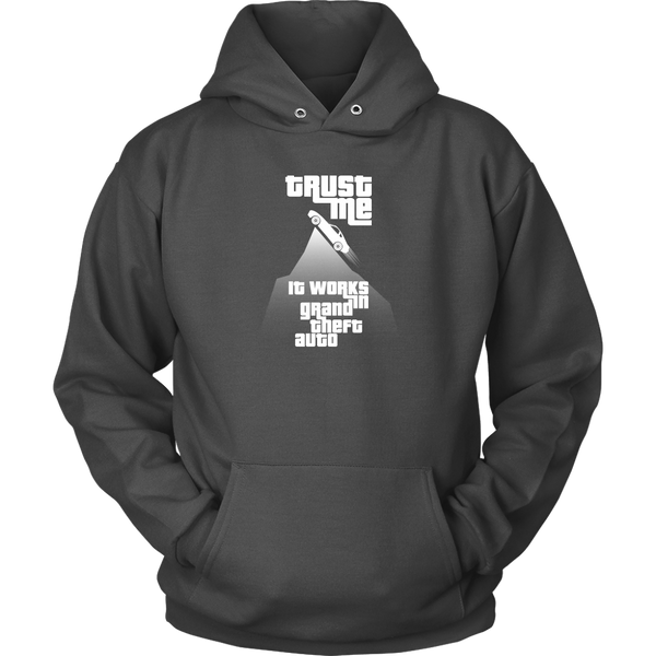 Grand Theft Auto Mountain Stunt Hoodie
