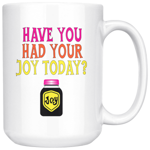 We Happy Few Joy Bottle Mug