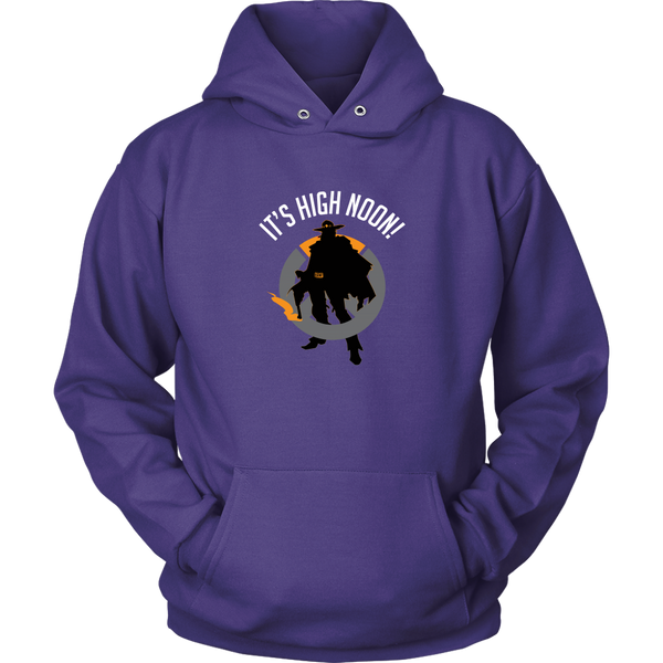 Overwatch McCree It's High Noon Hoodie