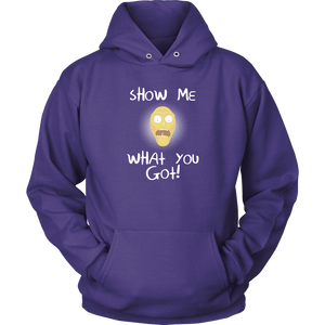 Rick and Morty Show Me What You Got Hoodie