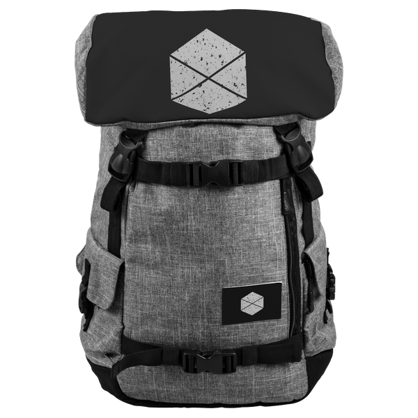 Destiny Titan Logo Water and Snow Resistant Penryn Backpack
