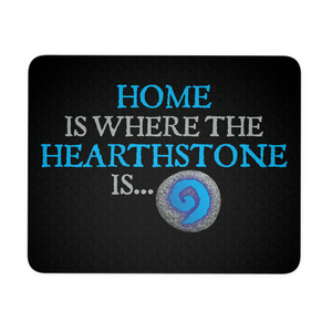 World of Warcraft Hearthstone Mouse Pad