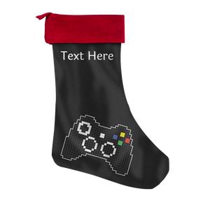 Xbox Fan Personalized Christmas Stocking