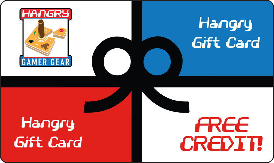 Hangry Gamer Gear Gift Card