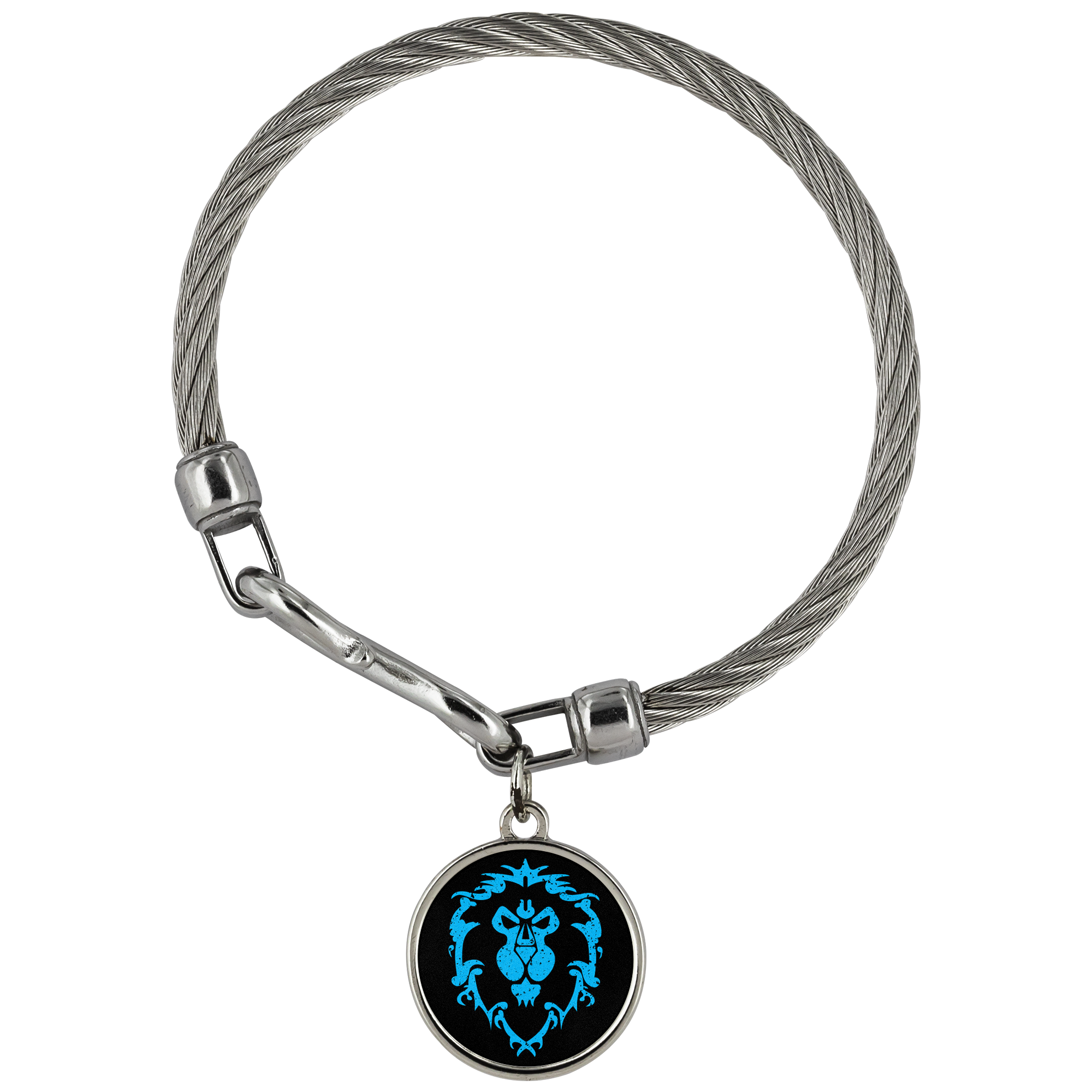 "World of Warcraft ""For the Alliance"" Wickford Bracelet"