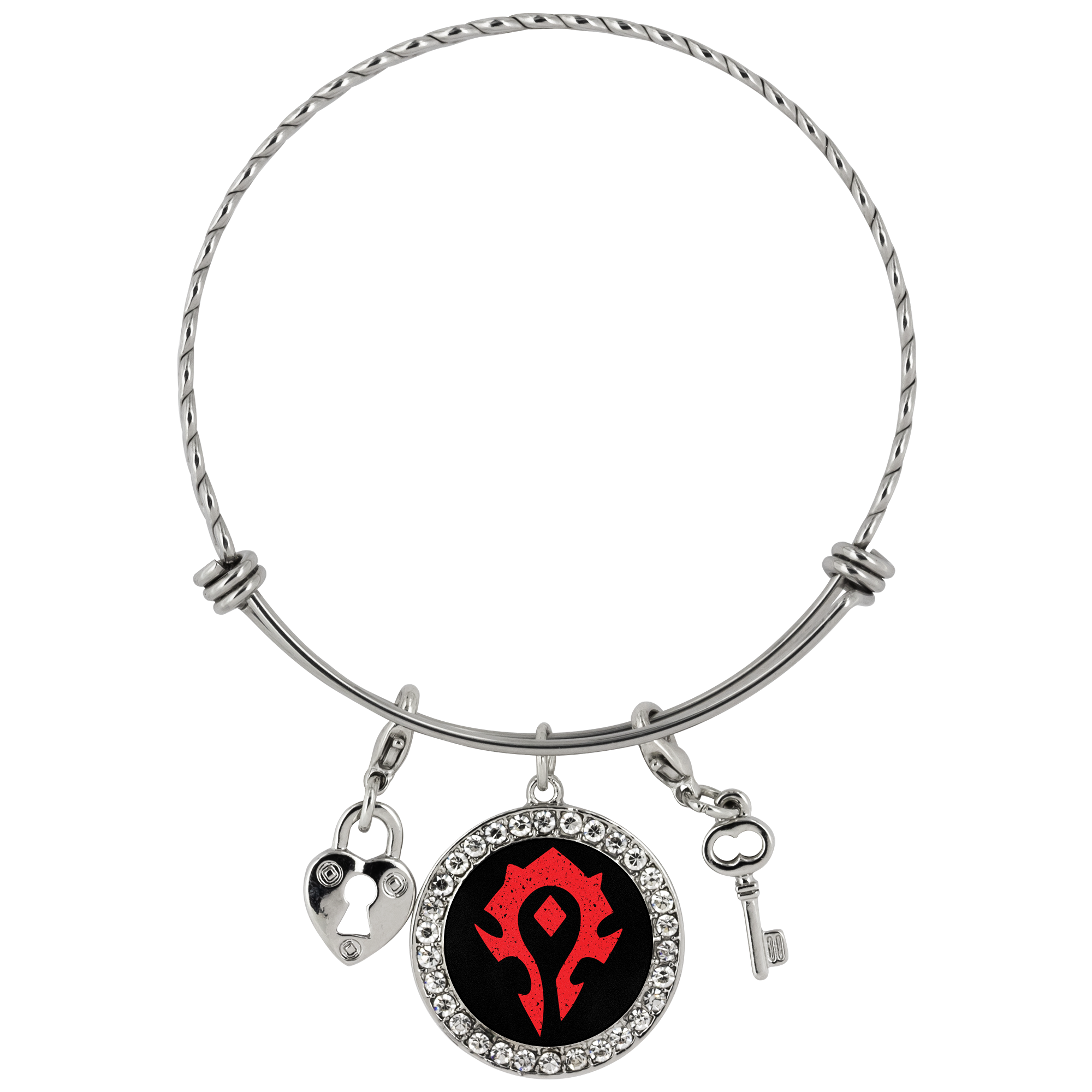 "World of Warcraft ""For the Horde"" Chloe Bracelet"