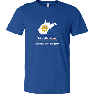 Fallout 76 Take Me Away From This Game Men's T-Shirt