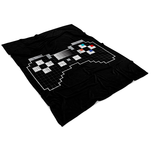 Playstation Controller Fleece Blanket