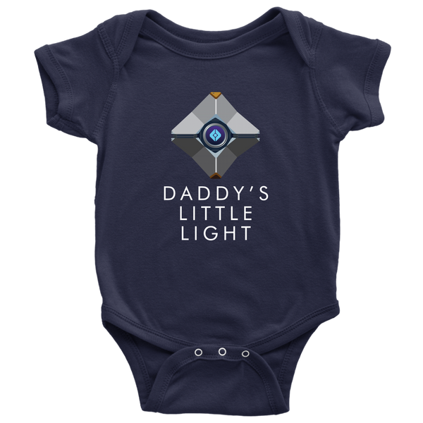 Destiny Daddy's Little Light Baby One Piece
