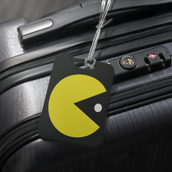 Classic Gaming Pacman Metal Luggage