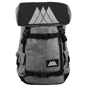 Destiny Warlock Logo Water and Snow Resistant Penryn Backpack