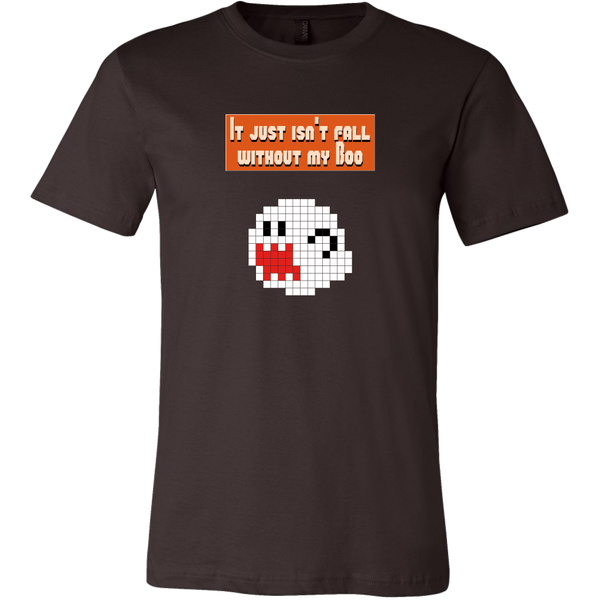 It Just Isn't Fall Without My Boo Men's T-Shirt