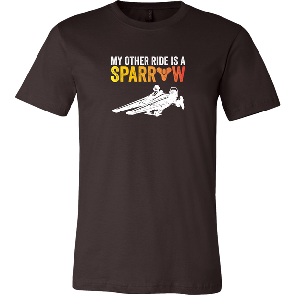 My Other Ride is a Sparrow Destiny Men's T-Shirt