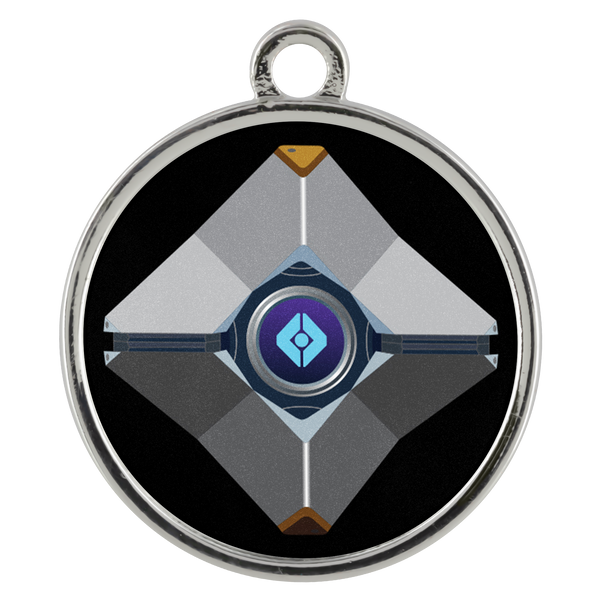 Destiny Ghost Standard Coin Necklace