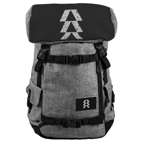 Destiny Hunter Logo Water and Snow Resistant Penryn Backpack