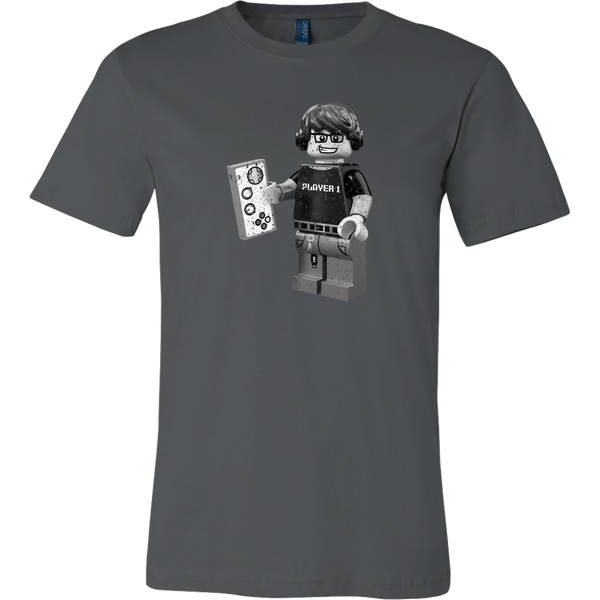 Lego Geek Player 1 Men's T-Shirt