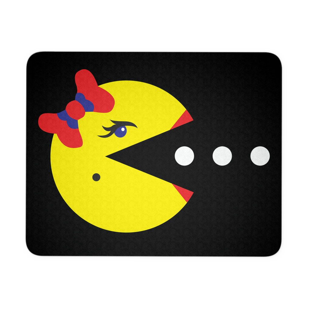 Classic Gaming Mrs. Pacman Mouse Pad