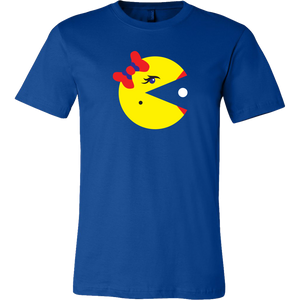 Classic Gaming Mrs. Pacman Men's T-Shirt