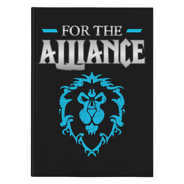 "World of Warcraft ""For the Alliance"" Journal"
