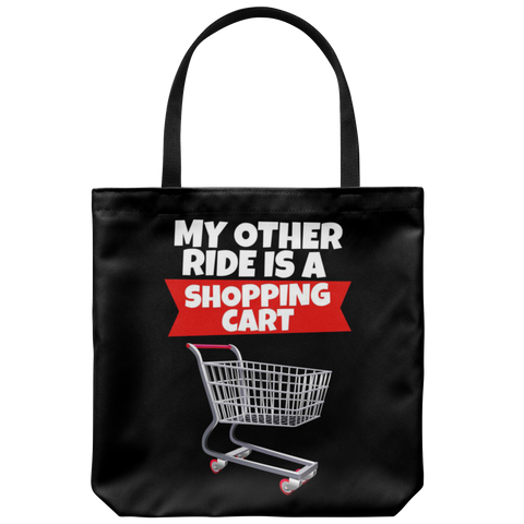 Fortnite Shopping Cart Tote Bag