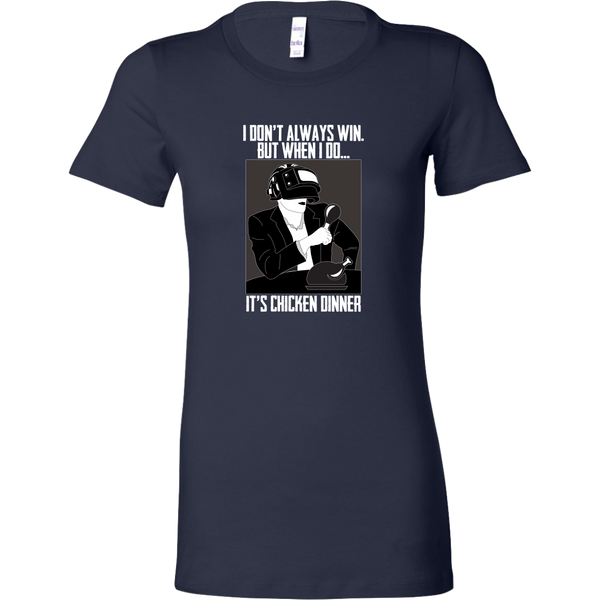 The Most Interesting PUBG Player in the World Women's T-Shirt