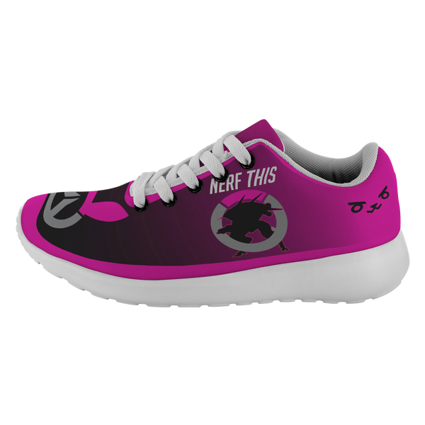 Overwatch D.Va Nerf This Running Shoes