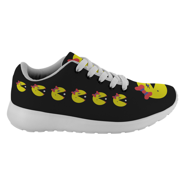 Mrs. Pacman Running Shoes