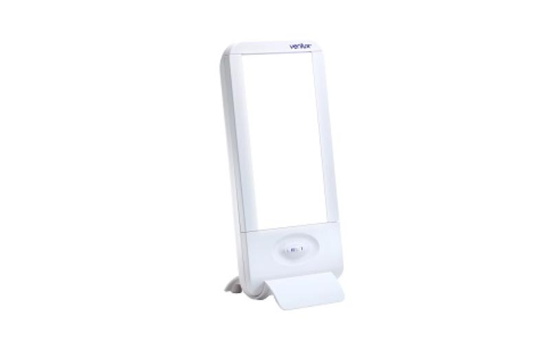 HappyLight Full-Size 10K Light Therapy Lamp
