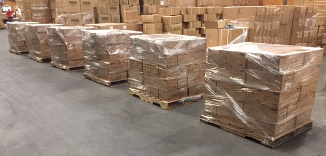 Verilux ReadyLight Pallets Ready for Puerto Rico