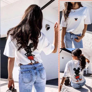 Maxi t-shirt Micky Mouse