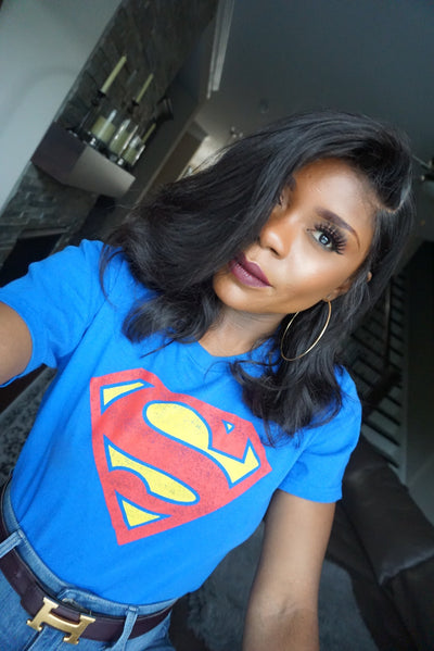 SUPER GIRL - The Virgin Hair Fantasy