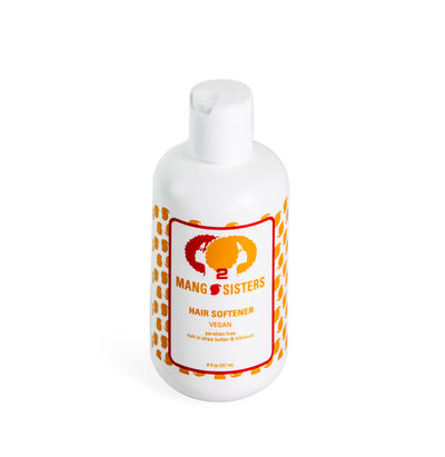 2 MANGO SISTERS HAIR SOFTENER - The Virgin Hair Fantasy