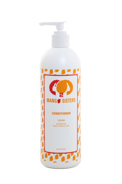 2 MANGO SISTERS HAIR CONDITIONER - The Virgin Hair Fantasy