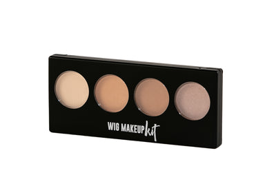 WIG MAKE UP KIT MILK CHOCOLATE - The Virgin Hair Fantasy