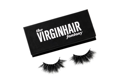 LAGOS LASHES - The Virgin Hair Fantasy