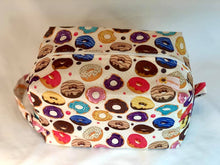 Load image into Gallery viewer, Happy Flute Customs- MK Doughnuts Print Diaper Pod