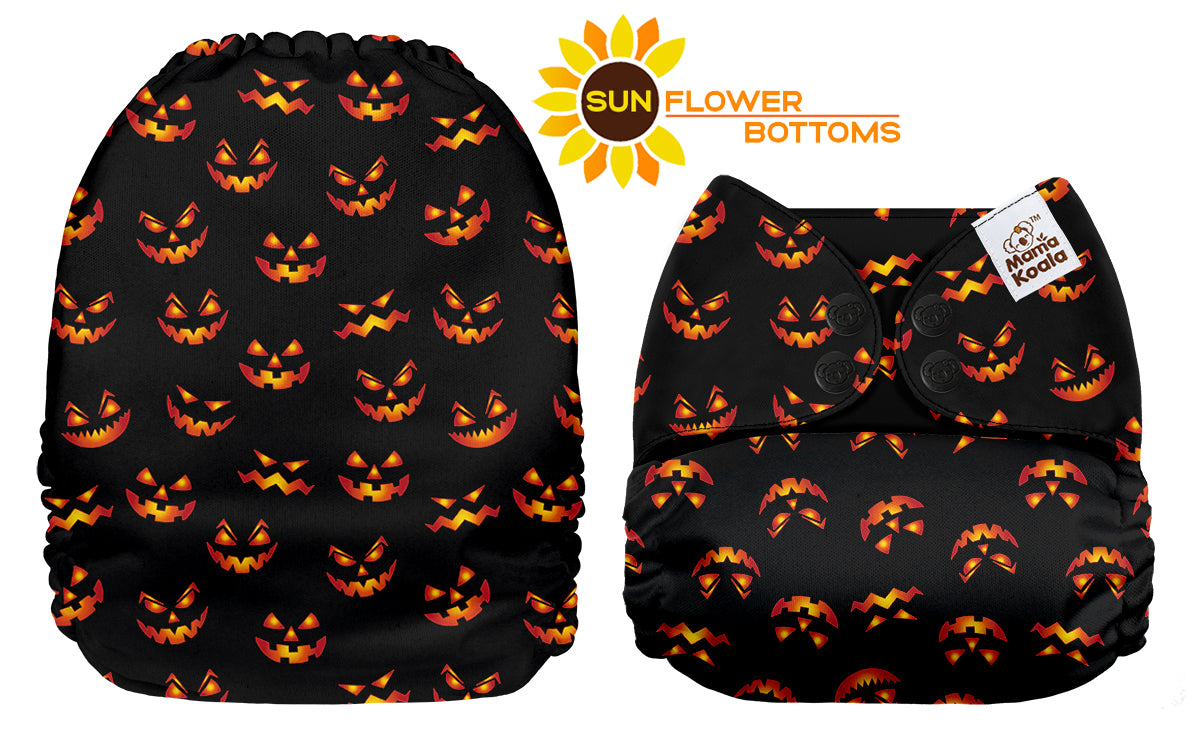 Mama Koala - Jack-O-Lanterns  Exclusive *Upright Bum (LIMIT 2)
