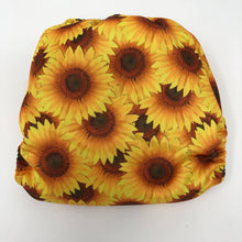 Load image into Gallery viewer, Sunflower Bottoms Pocket Diaper - Sunflowers