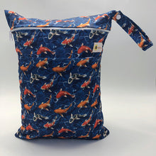Load image into Gallery viewer, Sunflower Bottoms Wet Bag - Koi