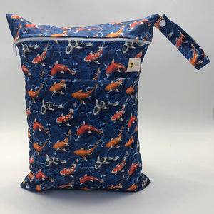 Sunflower Bottoms Wet Bag - Koi