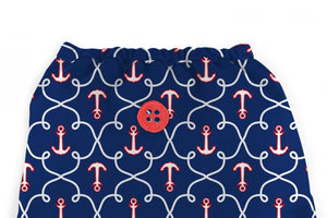 Diaper Cover - One Size - Anchored
