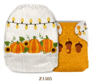 Mama Koala - Happy Fall Pumpkins *Positional