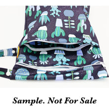 Load image into Gallery viewer, Sunflower Bottoms Wet Bag - Blue Watermelon