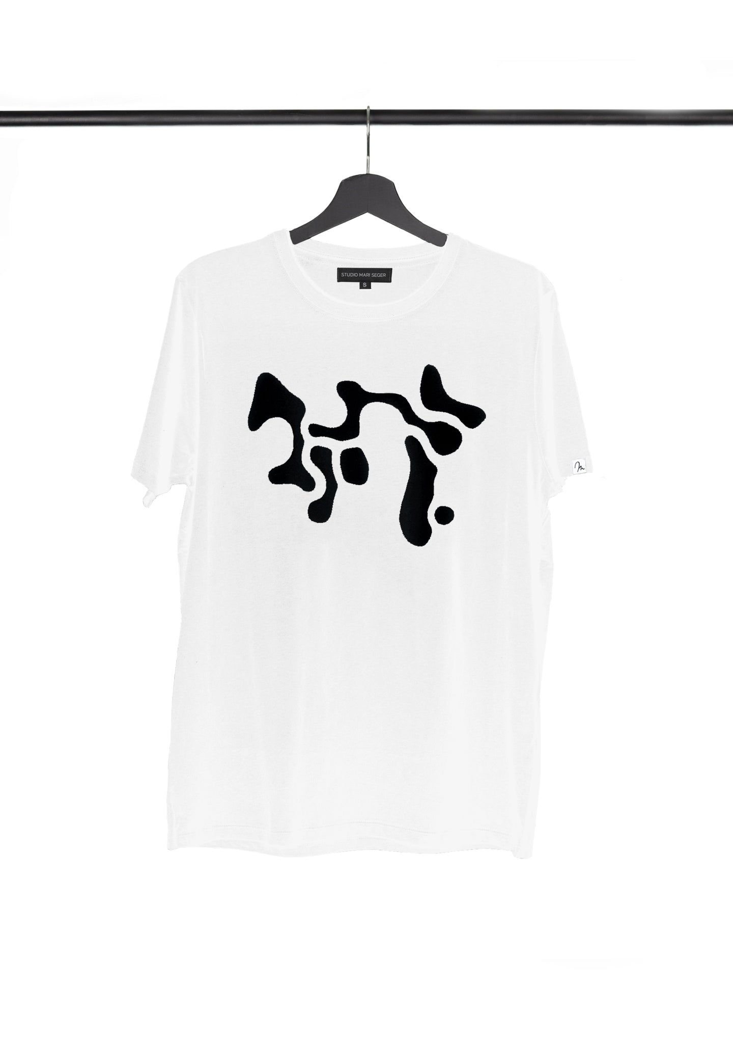 SHADO / white T-shirt