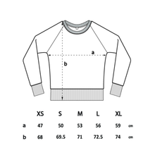 Load image into Gallery viewer, HERA / sweatshirt
