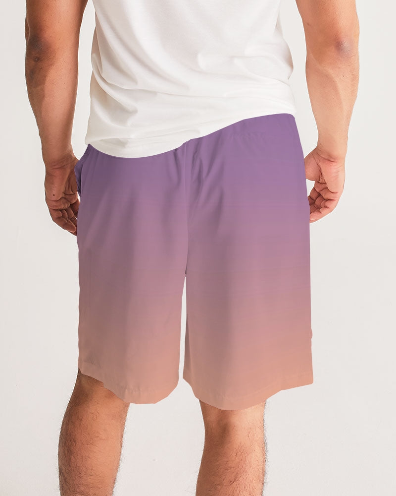 Skies of LA Men's Jogger Shorts