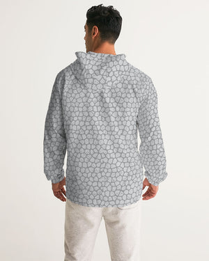 Castle Wall Men's Windbreaker