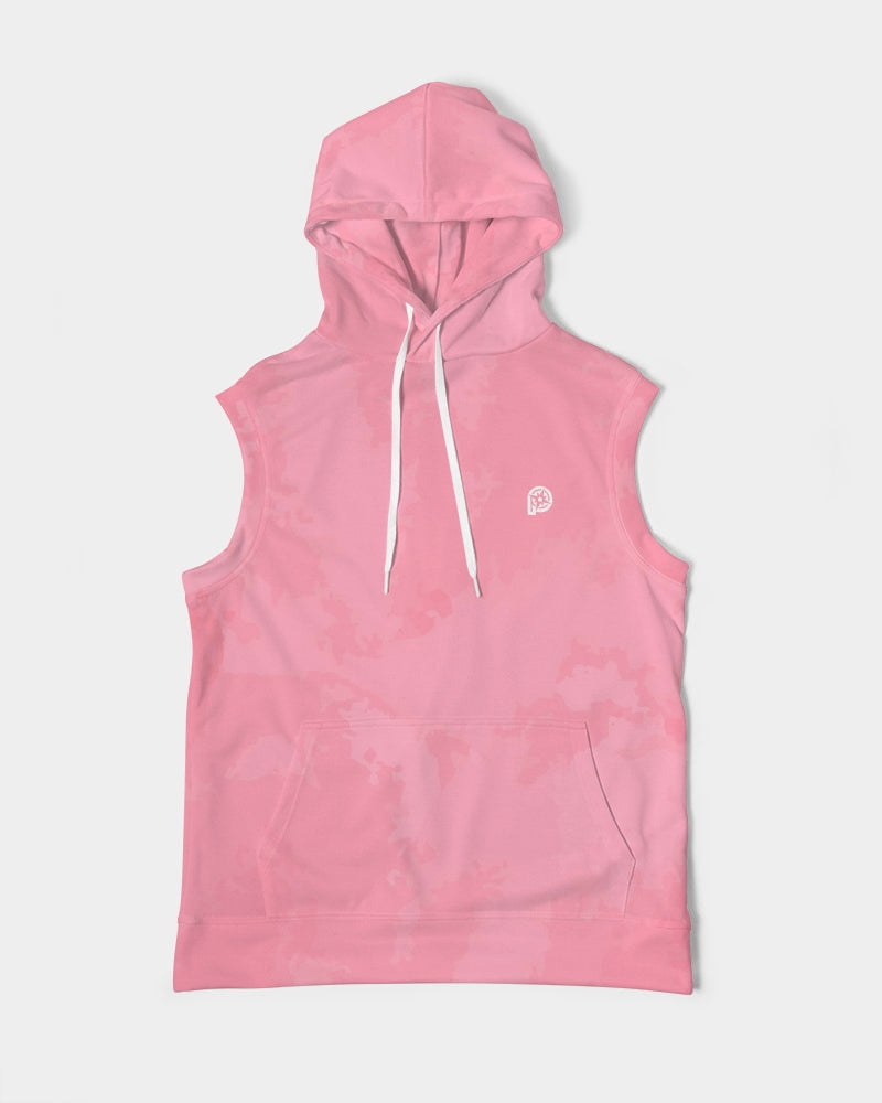 Baby It's Pink Sleeveless Hoodie