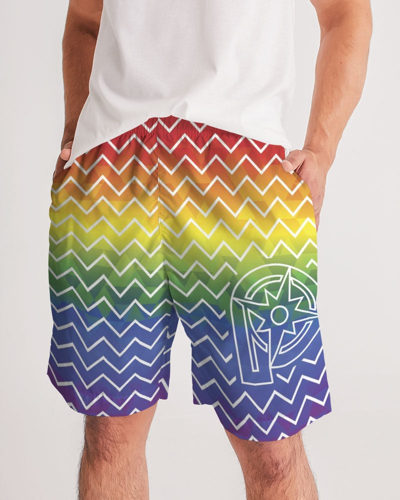 Phit Clothing Pride Men's Jogger Shorts