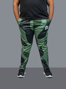 Phit Clothing Camo-Print Joggers